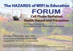 Queensland University event