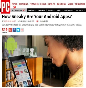 PC on smartphone apps