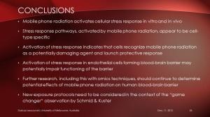 UniMelbourne conclusions