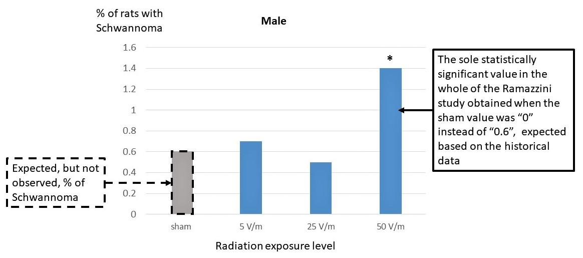 Leszczynski: Ramazzini study shows that cell tower radiation