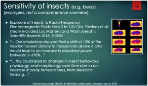 We the People… are driving insects to extinction with 5G, RF and EMF, Smombie Gate | 5G | EMF